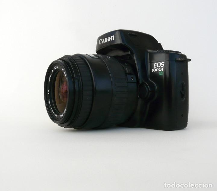 Cámara de fotos: CAMARA CANON EOS 1000FN + OBJETIVO SIGMA EF 35-80 F1:4-5.6 - Foto 3 - 174038878