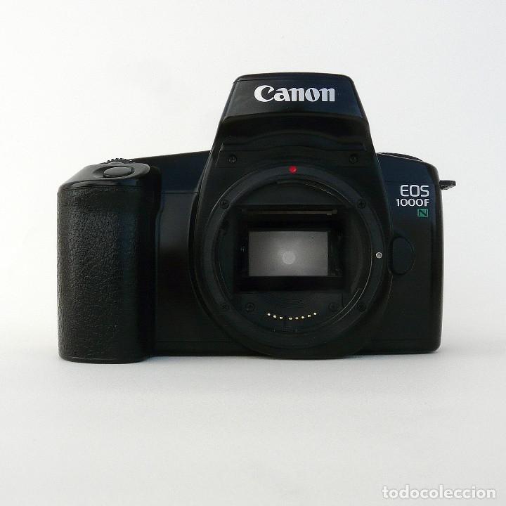 Cámara de fotos: CAMARA CANON EOS 1000FN + OBJETIVO SIGMA EF 35-80 F1:4-5.6 - Foto 13 - 174038878