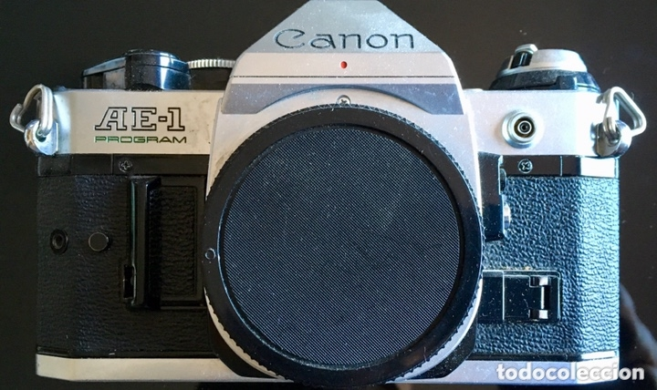 CUERPO CANON AE-1 PROGRAM (Cámaras Fotográficas - Réflex (autofoco))