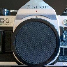 Cámara de fotos: CUERPO CANON AE-1 PROGRAM. Lote 174207617