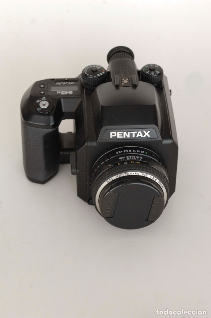 PENTAX 645 (Cámaras Fotográficas - Réflex (autofoco))