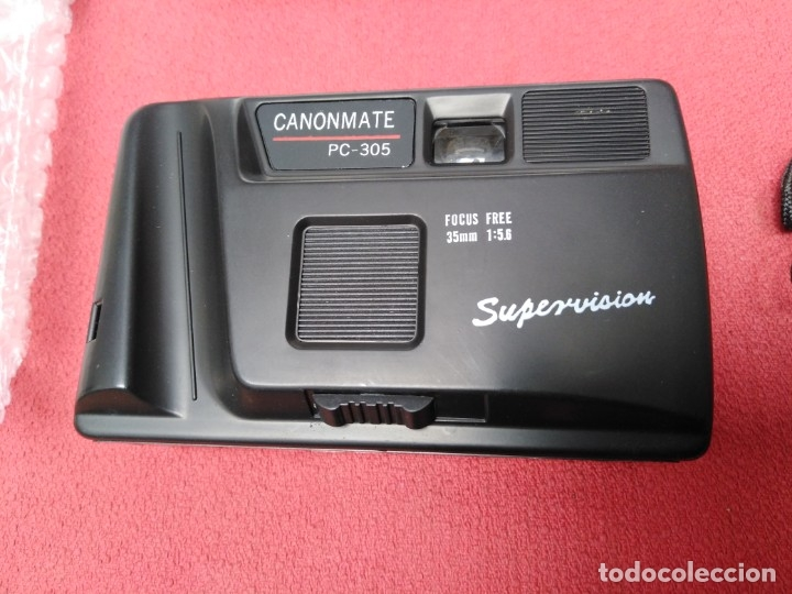 Cámara de fotos: CAMARA COMPACTA CANONMATE PC-305 SUPERVISION 35mm - Foto 2 - 176205859