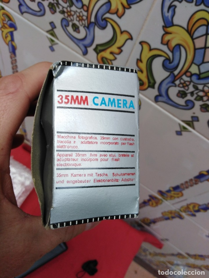 Cámara de fotos: CAMARA COMPACTA CANONMATE PC-305 SUPERVISION 35mm - Foto 6 - 176205859