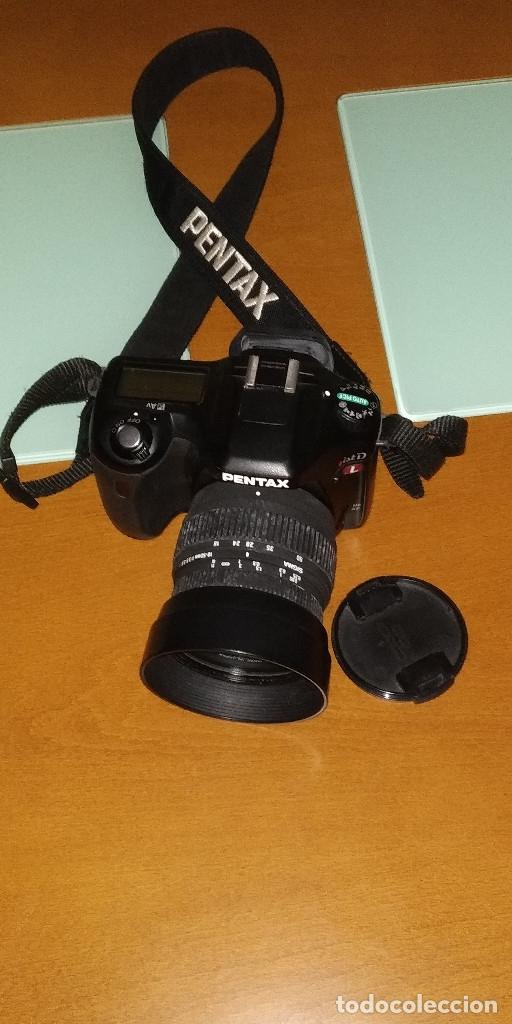 Cámara de fotos: Cámara Pentax IST_DL - Foto 2 - 176960138