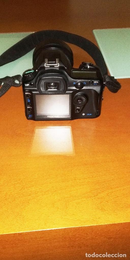 Cámara de fotos: Cámara Pentax IST_DL - Foto 4 - 176960138