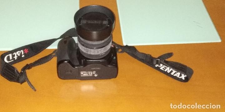 Cámara de fotos: Cámara Pentax IST_DL - Foto 5 - 176960138