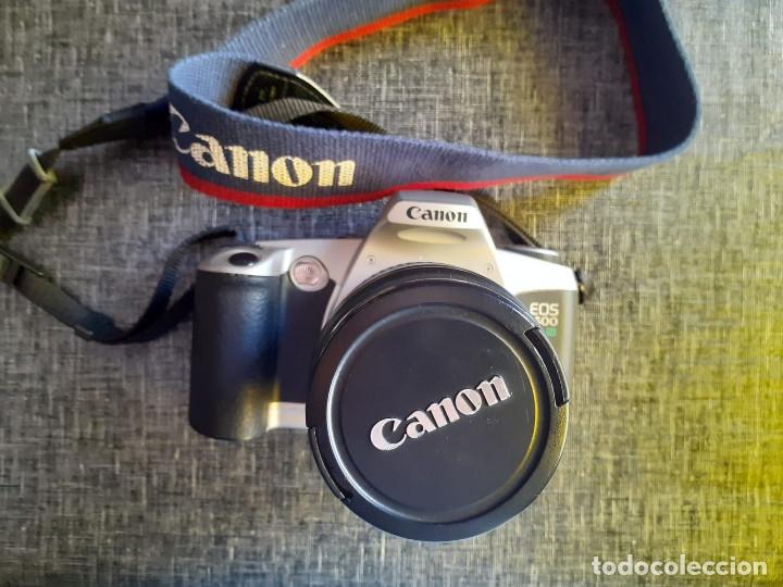 Cámara de fotos: Canon EOS 500 N Analogica con objetivo 28/80mm - Foto 2 - 177256712