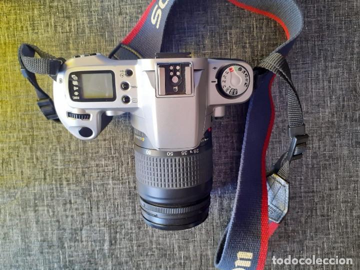 Cámara de fotos: Canon EOS 500 N Analogica con objetivo 28/80mm - Foto 4 - 177256712