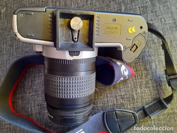 Cámara de fotos: Canon EOS 500 N Analogica con objetivo 28/80mm - Foto 5 - 177256712