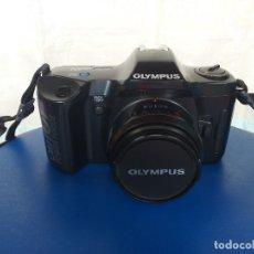Cámara de fotos: OLYMPUS OM101. Lote 178020925