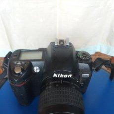 Cámara de fotos: NIKON AF NIKKOR 28-80MM 1:3.3-5.6 G. Lote 178025579