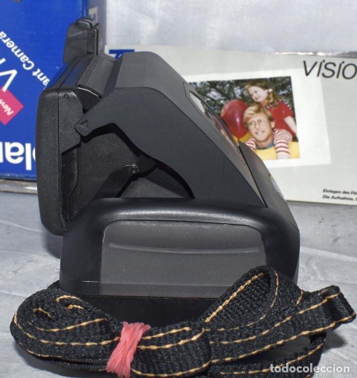 Cámara de fotos: INSTANTANEA REFLEX SLR..AUTOFOCUS..POLAROID VISION+CAJA Y MANUAL.USA 1993..MUY BUEN ESTADO..FUNCIONA - Foto 5 - 178894410