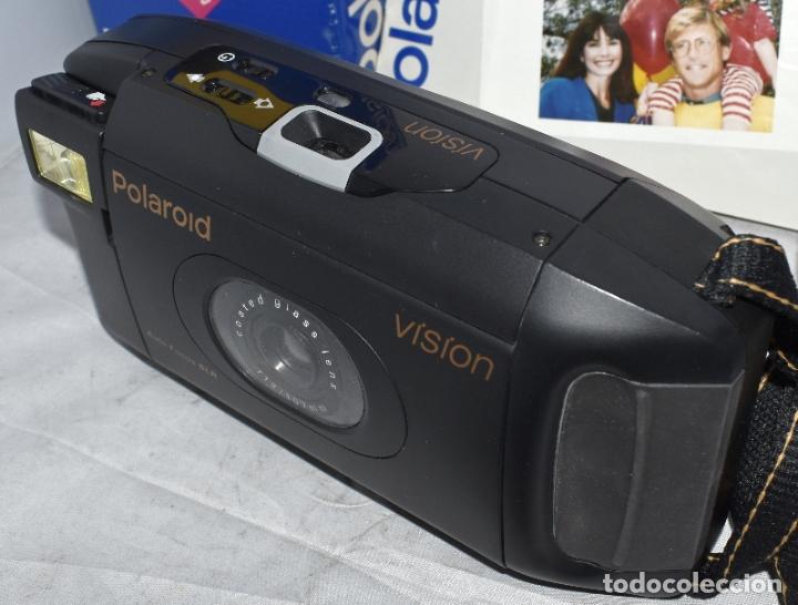 Cámara de fotos: INSTANTANEA REFLEX SLR..AUTOFOCUS..POLAROID VISION+CAJA Y MANUAL.USA 1993..MUY BUEN ESTADO..FUNCIONA - Foto 17 - 178894410