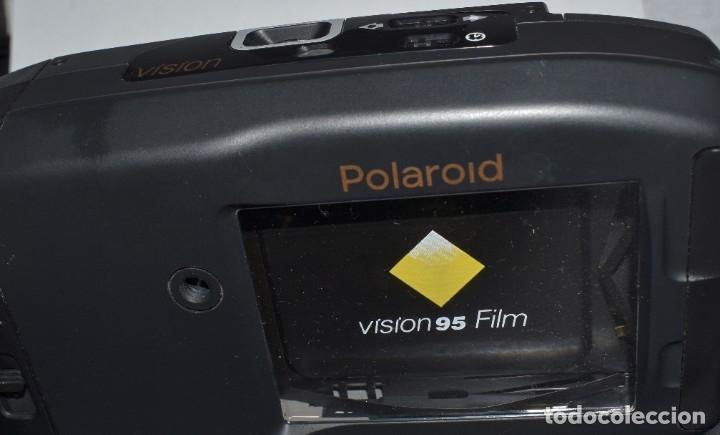 Cámara de fotos: INSTANTANEA REFLEX SLR..AUTOFOCUS..POLAROID VISION+CAJA Y MANUAL.USA 1993..MUY BUEN ESTADO..FUNCIONA - Foto 9 - 178894410