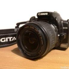 Cámara de fotos: CANON EOS 400 D. Lote 179054146