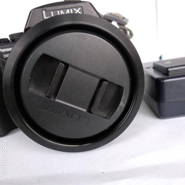 Cámara de fotos: lumix objetivo leica Panasonic dmc-fz20 funcionando 2 baterias+cargador y funda - Foto 5 - 216005973