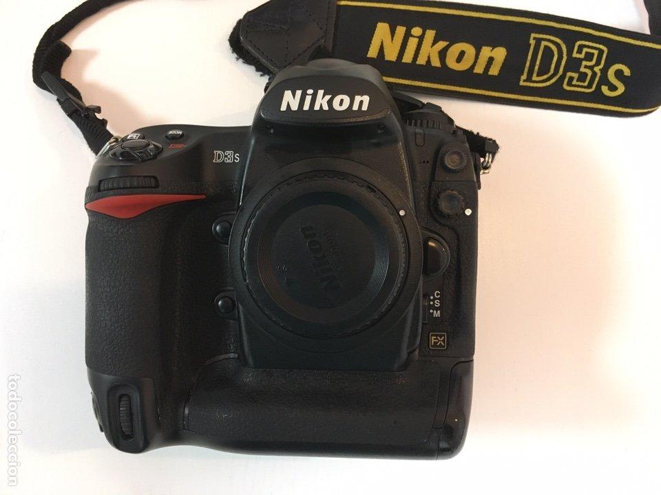 Cámara de fotos: Cámara Nikon D3S - Foto 2 - 151207094
