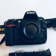 Cámara de fotos: NIKON D300S Y GRIP NIKON MBD10 EN PERFECTO ESTADO. Lote 180195171