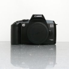Cámara de fotos: CUERPO CAMARA CANON EOS 5000 REFLEX A CARRETE VERSION QUARTZ DATE- (REF OP-02). Lote 180342523