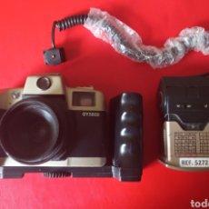 Cámara de fotos: ANTIGUA CÁMARA DE FOTOS OLIMPIA. Lote 180888601