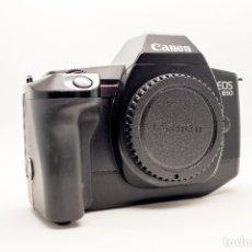 Cámara de fotos: CAMARA CANON EOS 650. Lote 180967092