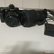 Cámara de fotos: NIKON D70. Lote 184766961