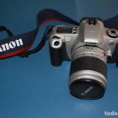 Cámara de fotos: CANON EOS 300 ANALÓGICA + ZOOM 28-90 MM - PERFECTAS CONDICIONES. Lote 184903605