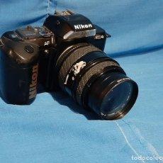 Cámara de fotos: CAMARA REFLEX NIKON N4004S. Lote 185612366