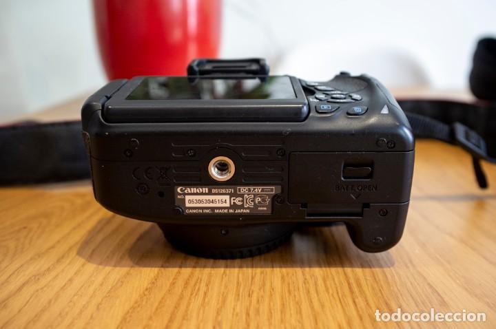 Cámara de fotos: Canon 650d con objetivos Sigma y Canon y complementos. Ver descripcion - Foto 7 - 185782457