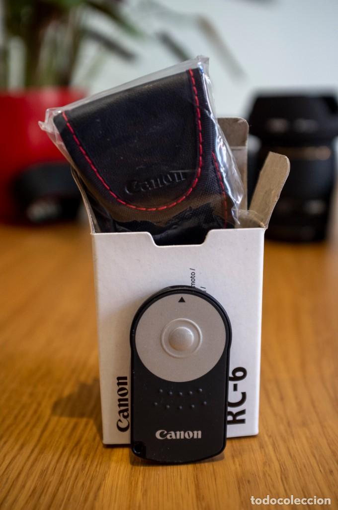 Cámara de fotos: Canon 650d con objetivos Sigma y Canon y complementos. Ver descripcion - Foto 9 - 185782457