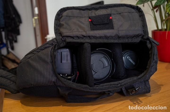 Cámara de fotos: Canon 650d con objetivos Sigma y Canon y complementos. Ver descripcion - Foto 11 - 185782457