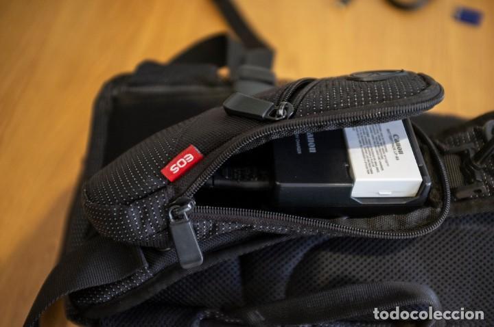 Cámara de fotos: Canon 650d con objetivos Sigma y Canon y complementos. Ver descripcion - Foto 16 - 185782457