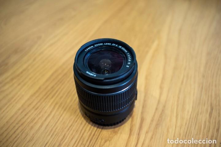 Cámara de fotos: Canon 650d con objetivos Sigma y Canon y complementos. Ver descripcion - Foto 19 - 185782457