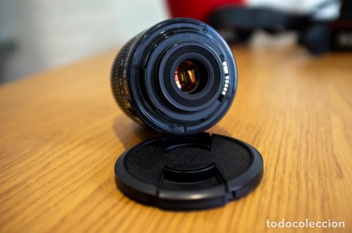 Cámara de fotos: Canon 650d con objetivos Sigma y Canon y complementos. Ver descripcion - Foto 20 - 185782457