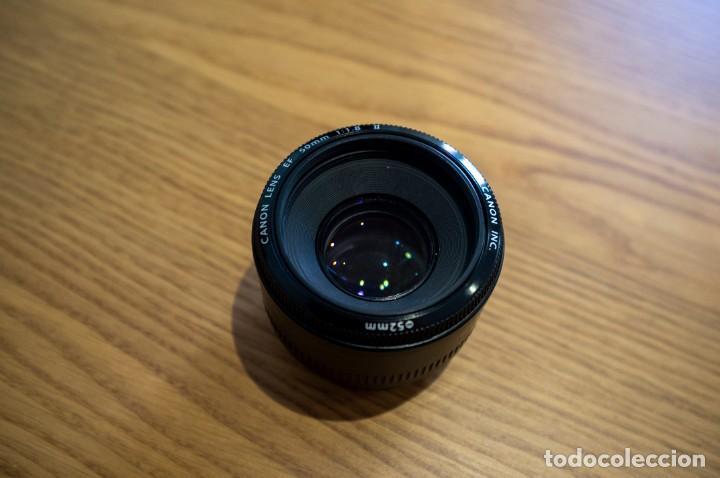 Cámara de fotos: Canon 650d con objetivos Sigma y Canon y complementos. Ver descripcion - Foto 21 - 185782457