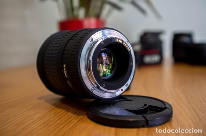 Cámara de fotos: Canon 650d con objetivos Sigma y Canon y complementos. Ver descripcion - Foto 24 - 185782457