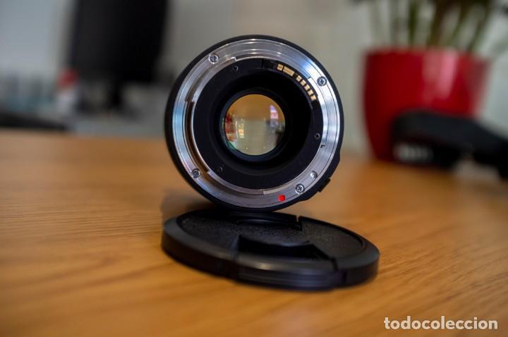 Cámara de fotos: Canon 650d con objetivos Sigma y Canon y complementos. Ver descripcion - Foto 25 - 185782457