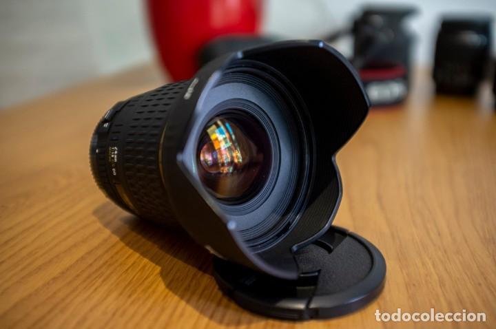 Cámara de fotos: Canon 650d con objetivos Sigma y Canon y complementos. Ver descripcion - Foto 26 - 185782457