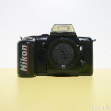 Cámara de fotos: CUERPO CAMARA NIKON F-401X REFLEX ANALOGICA. Lote 186160791