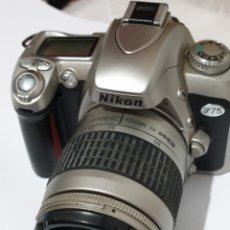 Cámara de fotos: CAMARA NIKON F75. Lote 186405887