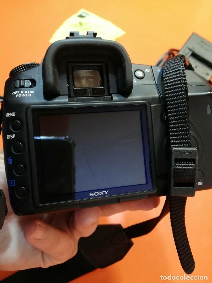 Cámara de fotos: Cámara Reflex sony a200 con zoom incluido DT 3.5-5.6/18-70 - Foto 4 - 188578660