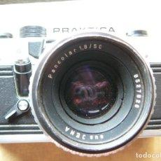 Cámara de fotos: PRAKTICA MTLB 5. Lote 189247496