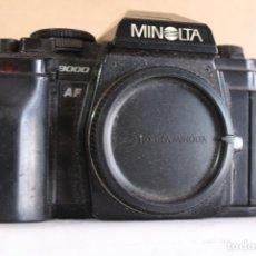 Câmaras de fotos: MINOLTA MAXXUM 9000. Lote 190592495