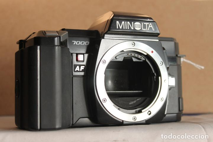 CUERPO MINOLTA 7000AF (Cámaras Fotográficas - Réflex (autofoco))