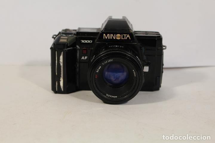 Cámara de fotos: camara minolta 7000 - Foto 2 - 190896213