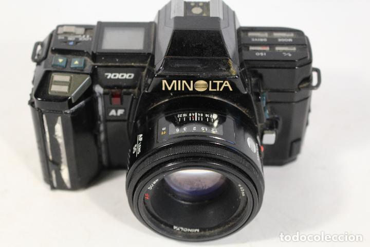 Cámara de fotos: camara minolta 7000 - Foto 3 - 190896213