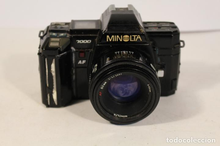 Cámara de fotos: camara minolta 7000 - Foto 4 - 190896213