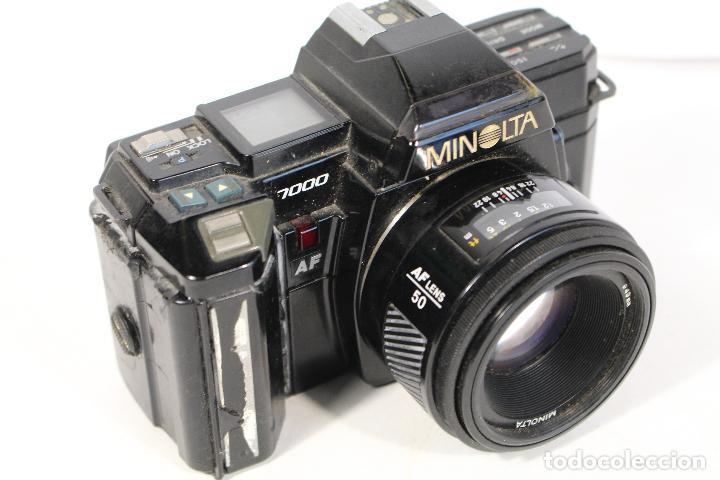 Cámara de fotos: camara minolta 7000 - Foto 9 - 190896213