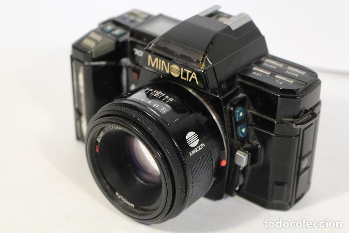 CAMARA MINOLTA 7000 (Cámaras Fotográficas - Réflex (autofoco))