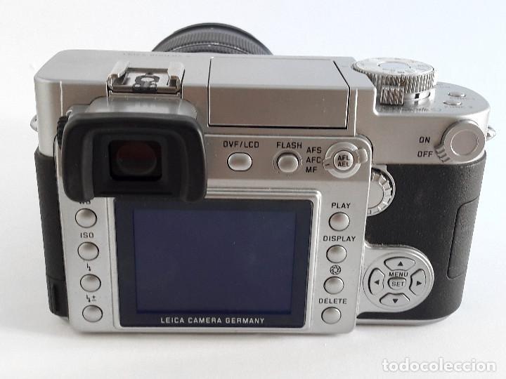 Cámara de fotos: LEICA DIGILUX 3 + OBJETIVO LEICA D 14-50 mm ASPH (F2.8-F3.5) + ACCESORIOS - Foto 5 - 191352416